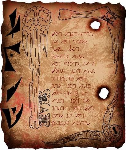 Forbidden Deviantart Necronomicon Keys Lovecraft Cthulhu Mythos