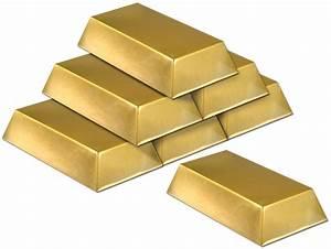 Goldbarren Auf Rechnung : goldbarren aus kunststoff zum dekorieren partydeko und g nstige faschingskost me vegaoo ~ Themetempest.com Abrechnung