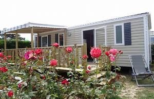 yelloh village le chaponnet campings en vendee With camping mobil home vendee avec piscine 5 camping le brandais 3 brem sur mer mobil home 6