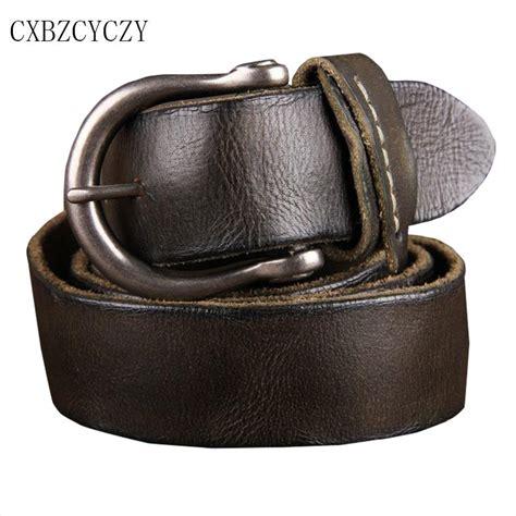 Mens Belts Luxury Designer Belts Men High Quality Genuine