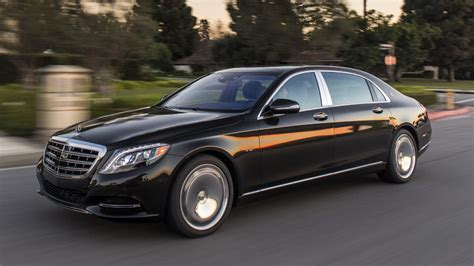 Buy A V8 Mercedes-maybach, Or Splurge For A V12? Oh To
