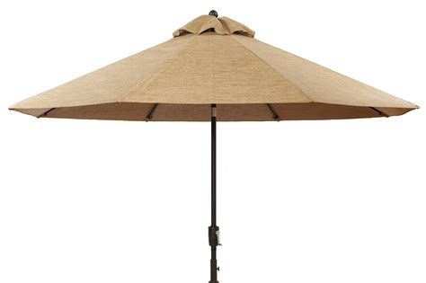 essential garden beach umbrella with fabric bag outdoor