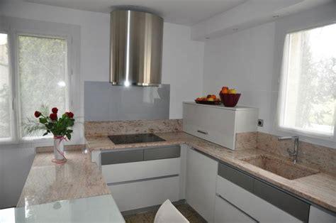 cuisines provencales fabricant cuisine design chène laqué blanc modèle haut de gamme