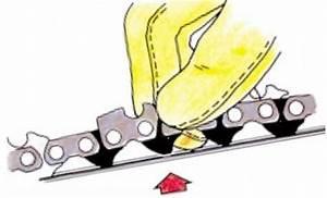 Comment Aiguiser Une Chaine De Tronçonneuse : entretien tronconneuse et utilisation blog equip 39 jardin ~ Dailycaller-alerts.com Idées de Décoration
