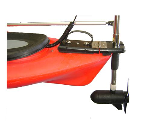 Kayak Electric Motor by Electric Kayak Motor Watercraft Technologies Inc