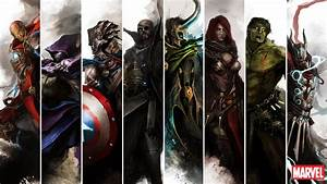 Avengers Full HD Wallpaper and Background Image ...