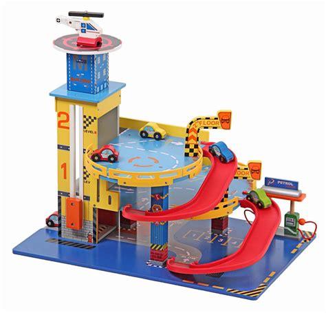 Spielzeug Haus Garage by Kinder Parkhaus 3 St 246 Ckig Garage Holz Spielzeug Peitz