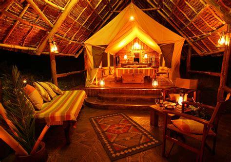 tortilis camp luxus hotel amboseli nationalpark kenya