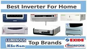 Top 10 Best Inverter In India 2019