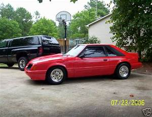 1985 Ford Mustang - Exterior Pictures