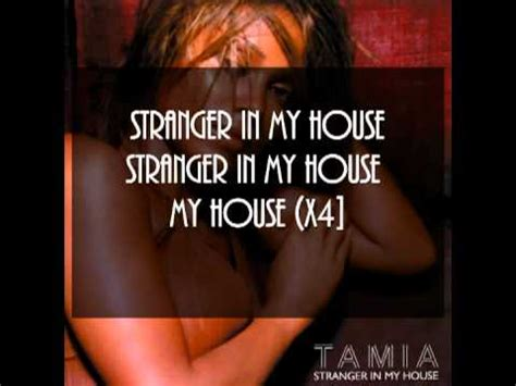 Tamia In My House by Tamia In My House Thunderpuss Radio Mix With