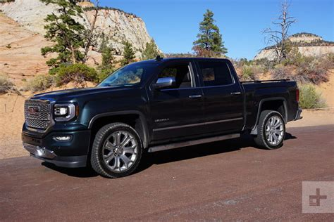 2018 Gmc Sierra Denali 1500 First Drive Review Digital