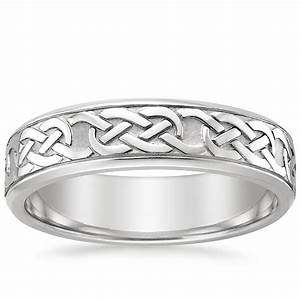 celtic eternity knot ring brilliant earth With celtic infinity knot wedding ring