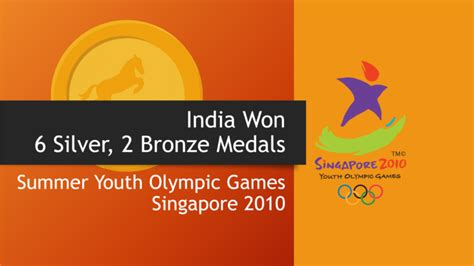 Youth Olympic Medals For India – OlympEques Equestrian Academy