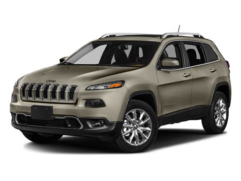 2016 Jeep Cherokee Features: Technology & Refinement Abound!