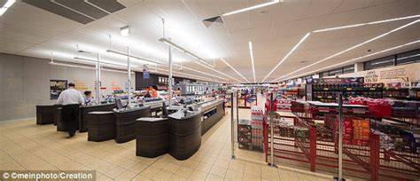 Inside The 'posh' New Aldi Stores With Instore Bakeries
