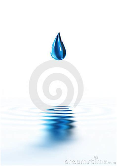 Dripping Drop Stock Images   Image: 8260674