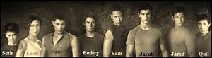 Jacob Black & Leah Clearwater images Entire-WolfPack ...