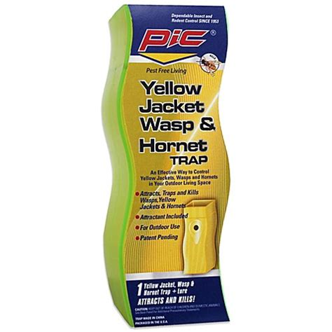 buy yellow jacket wasp  hornet trap  bed bath