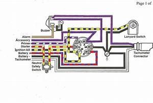 1973 Evinrude 50 Hp Wiring Diagram