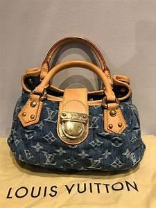 Louis Vuitton Handtasche : louis vuitton denim monogram pleaty handtasche catawiki ~ Watch28wear.com Haus und Dekorationen