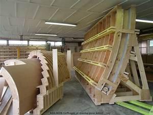 Mur Interieur En Bois De Coffrage : coffrage bois pour beton coffrage bois ~ Premium-room.com Idées de Décoration