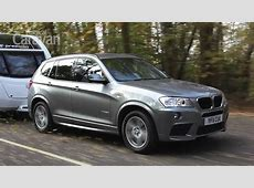 Practical Caravan BMW X3 Review 2012 YouTube