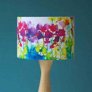 1000+ ideas about Painted Lamp Shades on Pinterest Paint