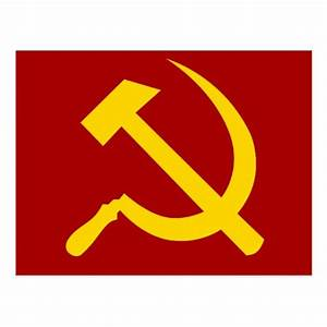 Soviet Union Symbol - Советский Союз Символ Postcard   Zazzle