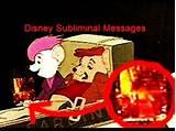 Hidden sexual passaages in disney movies