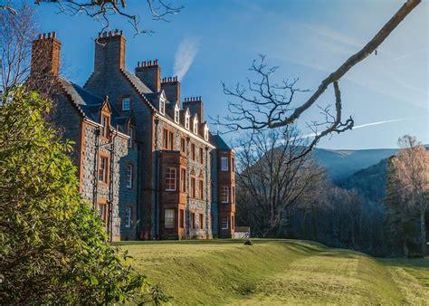glencoe house hotels  glencoe audley travel