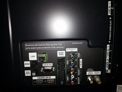 LG TV / Samsung 5 1 Brak dzwieku z TV LG na kinie
