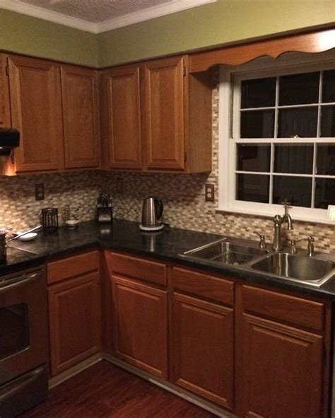 » The Best Kitchen Wall Color For Oak Cabinets