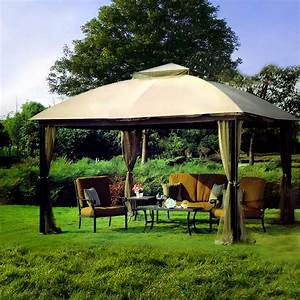 Attractive, Patio, Gazebo, Canopy, Designs, For, An, Inviting, Outdoor, Space