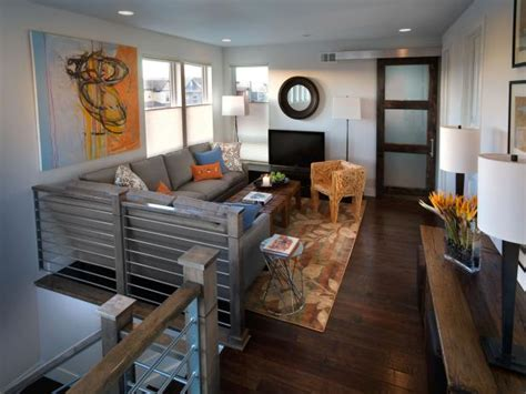 Loft Living Room Decorating Ideas by Bonus Room Design Ideas With Pictures Hgtv