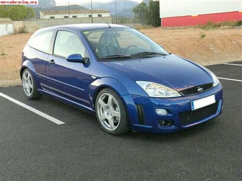 Focus Rs 200 by Ford Focus Rs 200 Impecable