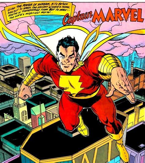 Captain Marvel Dc Comics Jpeg Box Download Your Favorite Digital