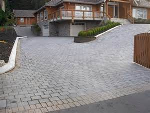 Modern Rugs Ltd by Paving Stone Driveway Modern Landscape Vancouver