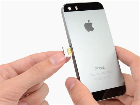 iphone  sim card replacement