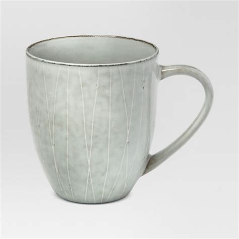 View more products related to teapot, coffee mugs & tea sets. 11oz Solene Stoneware Mug White - Project 62™ : Target