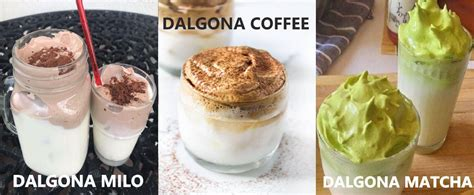 It's a fun way to experiment with different varieties of coffee beans making a mean magnificent cup. BEST DALGONA COFFEE RECIPE | DIFFERENT WAYS TO MAKE DALGONA COFFEE AT HOME : u/AW8888