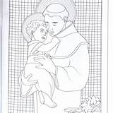 Coloring Catholic Adult Franciscan sketch template
