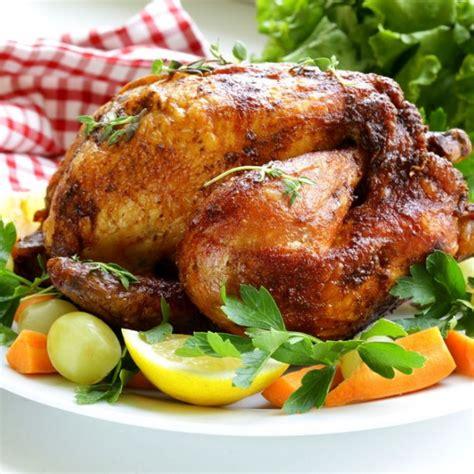recette poulet roti au raisin