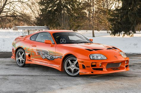 toyota supra 1993 toyota supra from quot the fast and the furious quot heads to