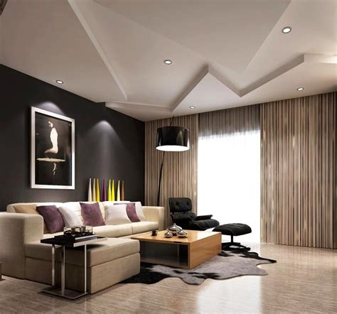 New Modern Living Room Decoration Design 4u Hd Wallpaper