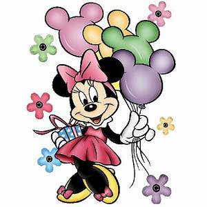 Minnie Mouse Birthday Clip Art Free - ClipArt Best