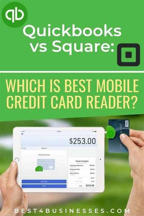 Quickbooks pos credit card reader's usp is that it caters for almost every kind of payment mode, inclusive of mobile mode (nfc) and contactless, providing superior quality of experience for the. Which is the best mobile credit card reader for your ...