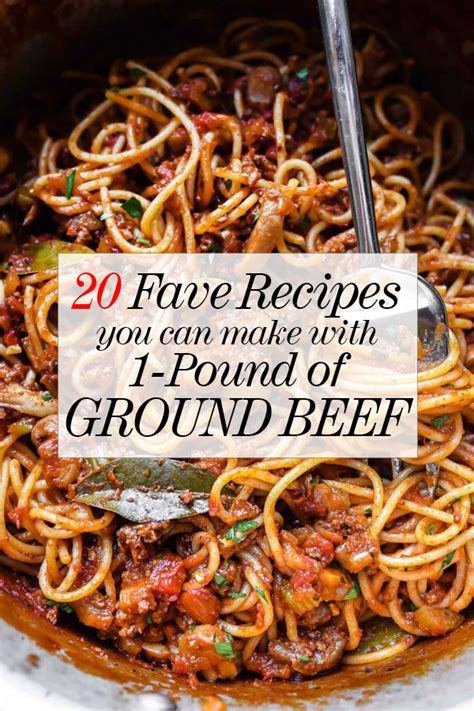 what can you make with ground top 28 what can you make for dinner with ground beef ground beef recipes 27 filling and