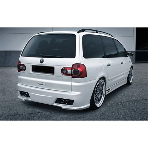 vente siege auto pare chocs arriere pour vw sharan 208 06 style tuning