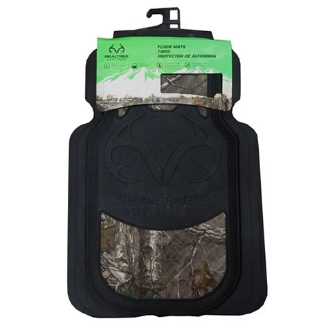 Realtree Xtra Floor Mats by Realtree Outfitters Rfm2105 Realtree Xtra Camo 2 Set